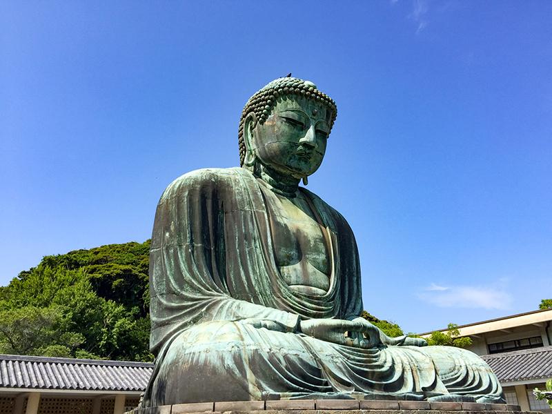 Kamakura Buddha (C)EatTalkTravel