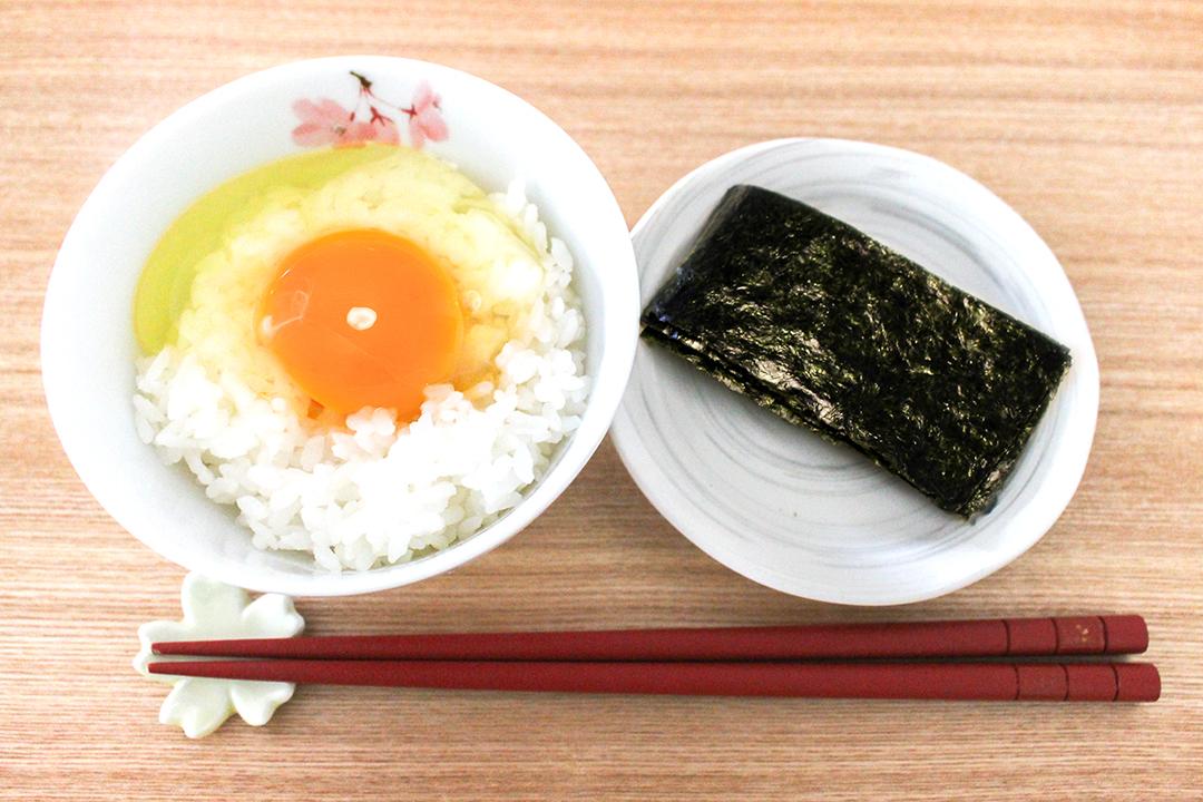Tamago Kake Gohan (c)EatTalkTravel Japan