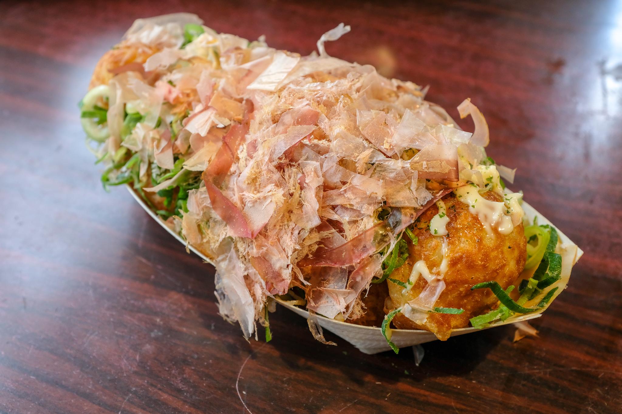 osaka food specialties