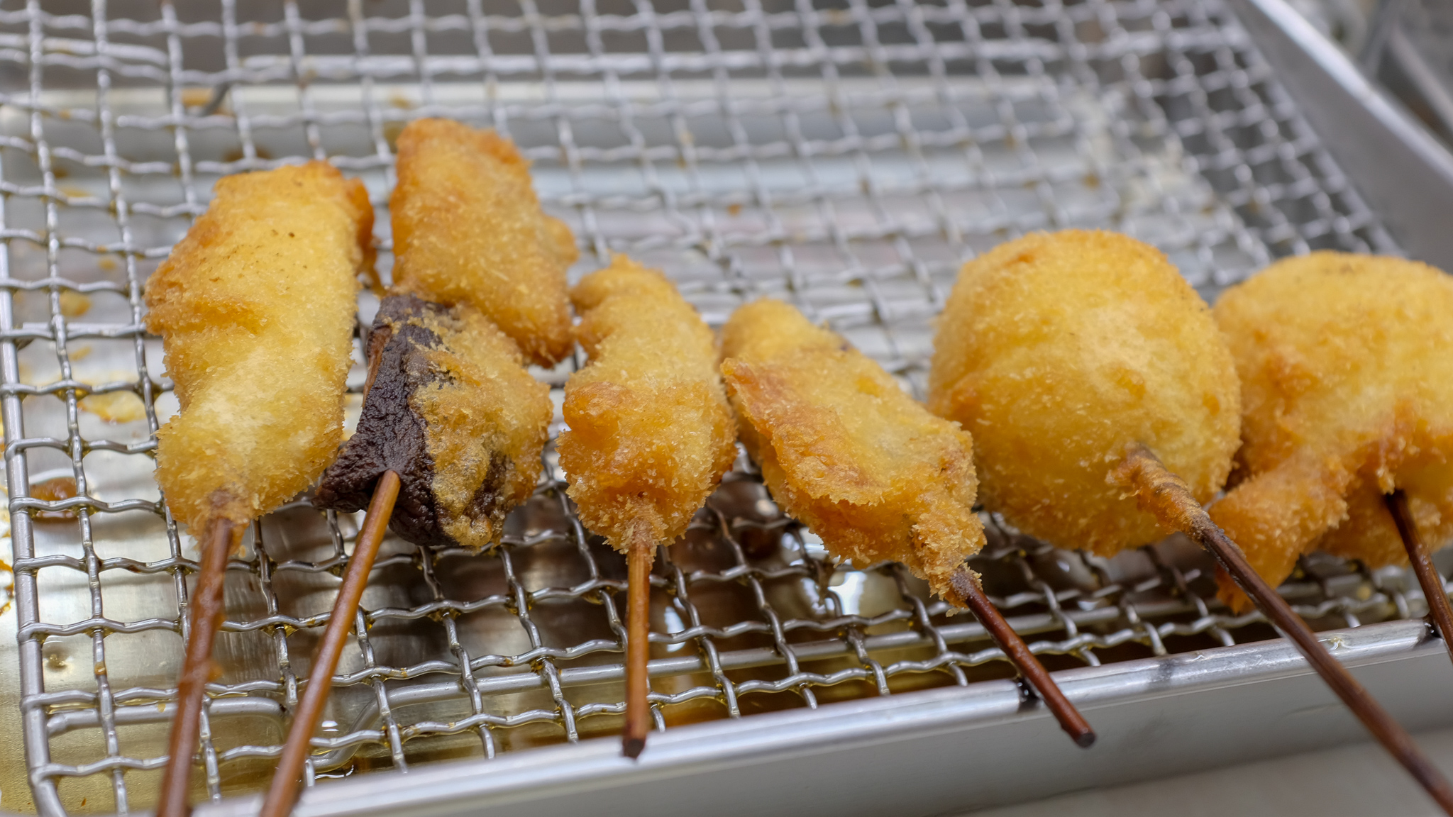 osaka food specialities