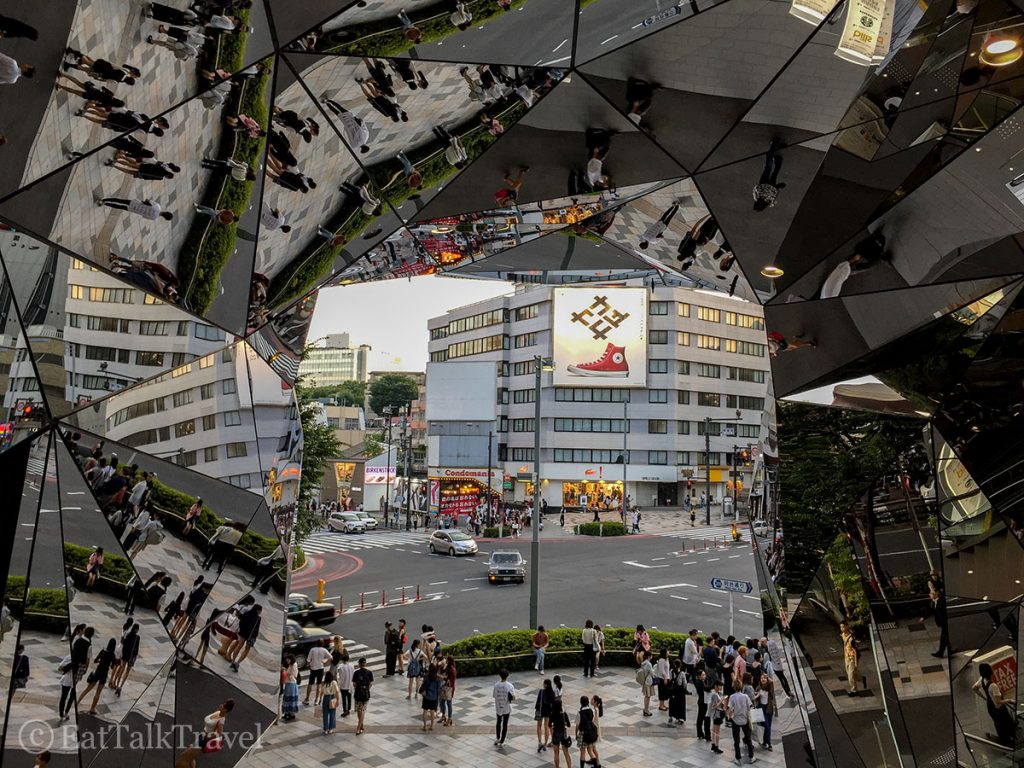 Harajuku is another place you should visit during your two weeks in Japan