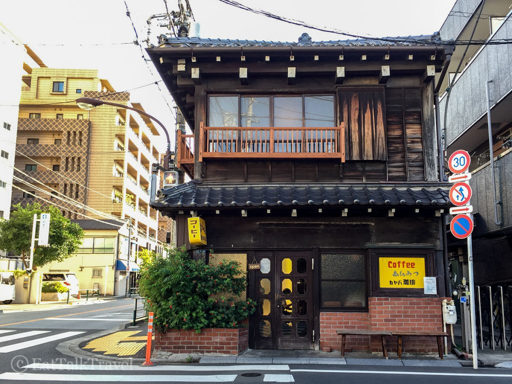 Visit Yanka, to experience classic Tokyo during your two weeks in Japan